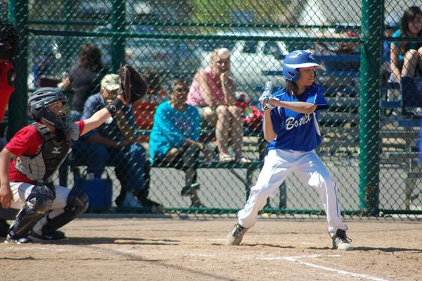 Photos of Bothell baseball April 2014.