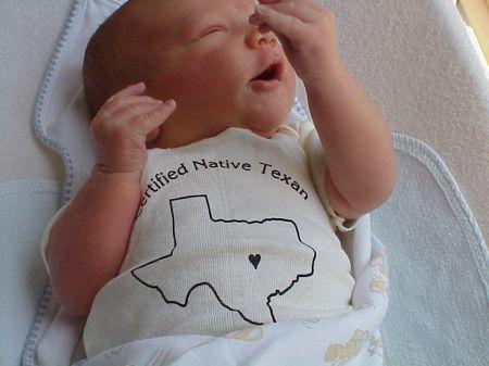 Photos of Baby David