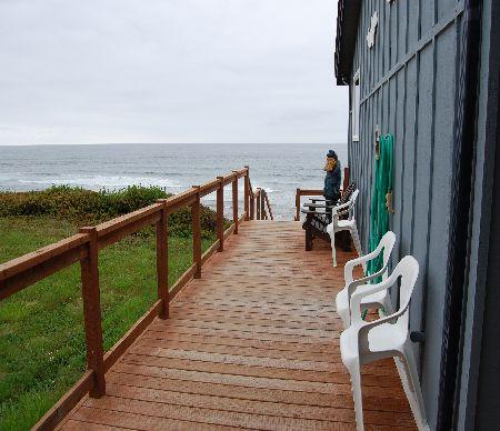 Moolack Shores Motel Newport Oregon