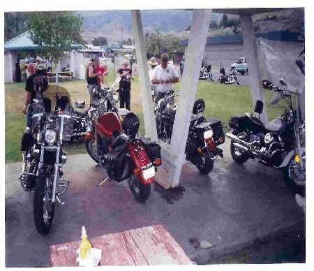 Photos of the 22004 SCRC Rally.