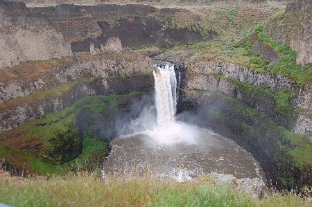 Palouse Falls 2010 photos.