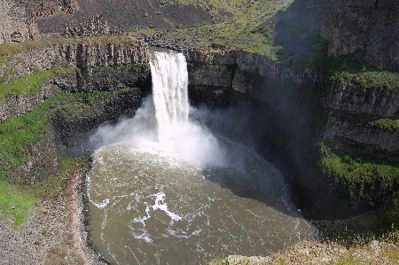 Photos of Palouse Falls 2011 at Connell.