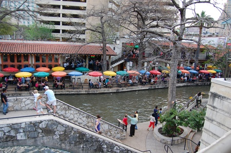 Photo taken at the River Walk.