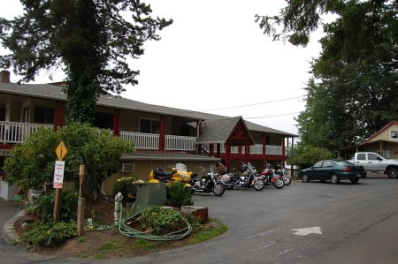 photo of Silver Lake Resort in 2008.