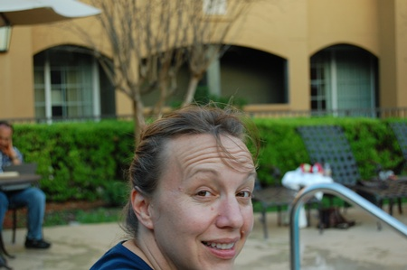 Photo taken at San Antonio Holiday Inn.
