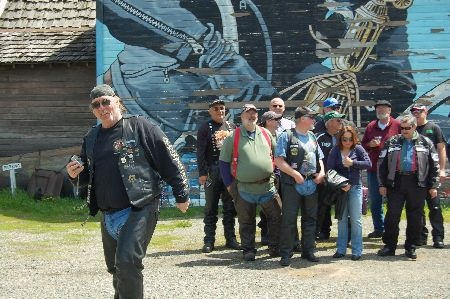 Photo taken on our 2010 The Brick ride.