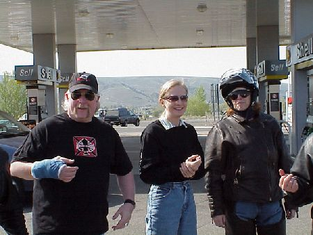 Photo of our 2004 Brick ride.