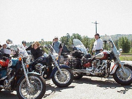 Photos taken at The Brick 2005 ride.