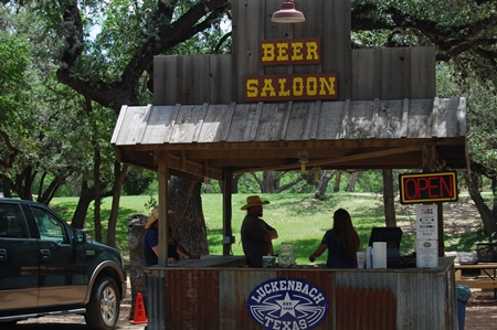 Luckenbach photo June 2014.