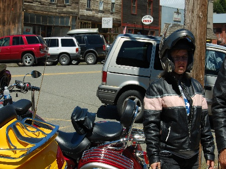 Photos of the Brick 20011 SCRC ride.