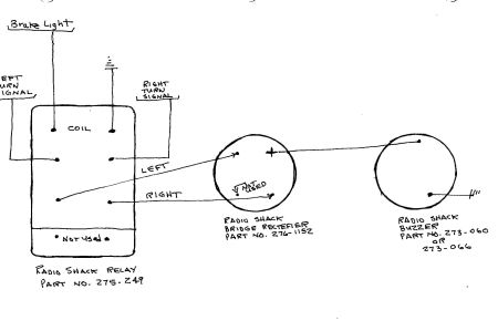 Photo of wiring diagram.